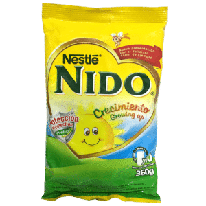 Nido 1+ Bolsa 360g