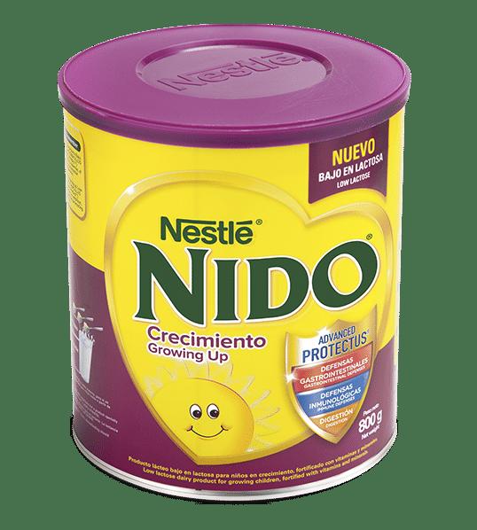 Nido Deslactodasa 800gr